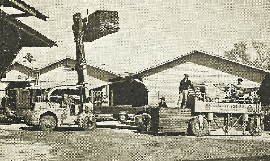 Alamo Hardwoods since 1921