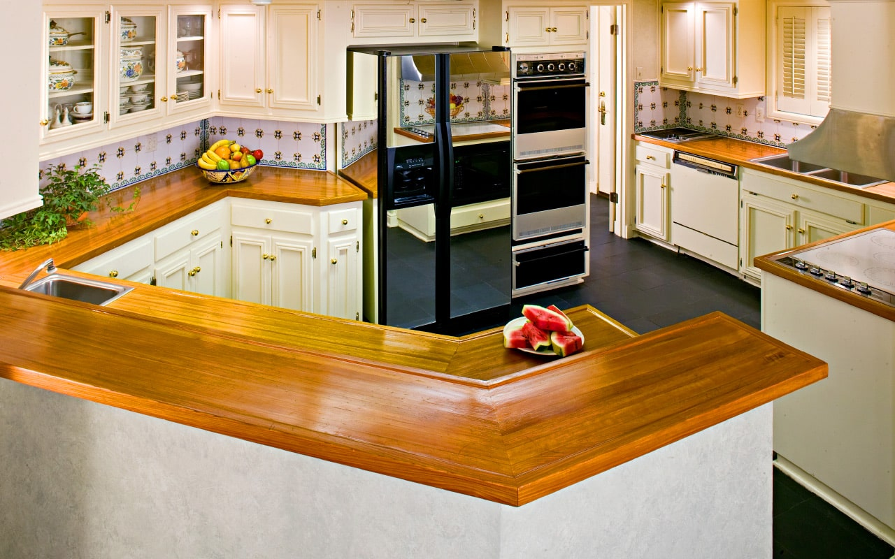 Alamo Hardwoods | Custom Countertops and Butcher Block Countertops