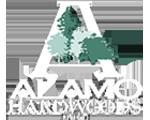 Alamo Hardwoods logo